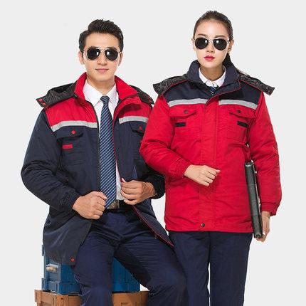 防寒服车间棉服定做,北京棉服制作加工厂家