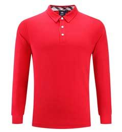 长袖polo衫订做,长袖polo衫定做价格
