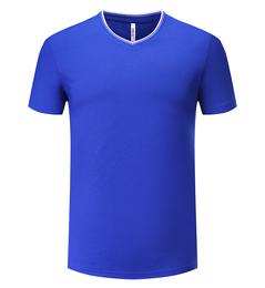 纯色v领t恤定制,纯色v领t恤定做厂家