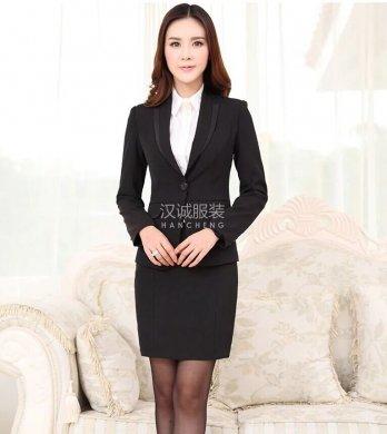 女士职业装定制,女式职业装定做,订做女士职业装套装