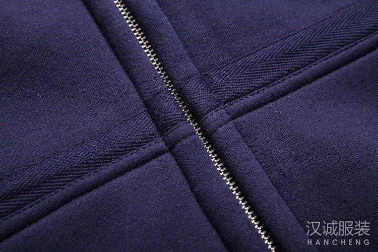 加绒加厚卫衣-细节2