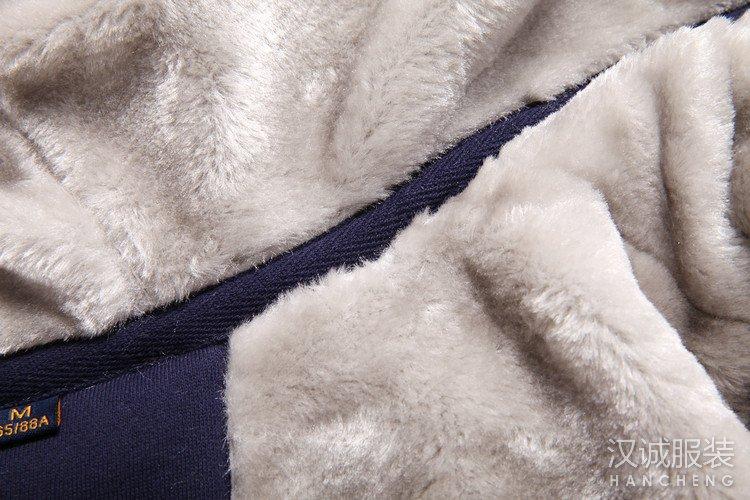 加绒加厚卫衣-细节7