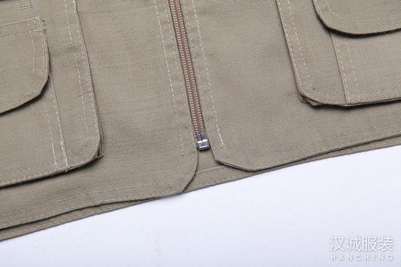 多口袋马甲细节图3