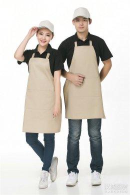 超市围裙,超市围裙定做,超市围裙款式图片