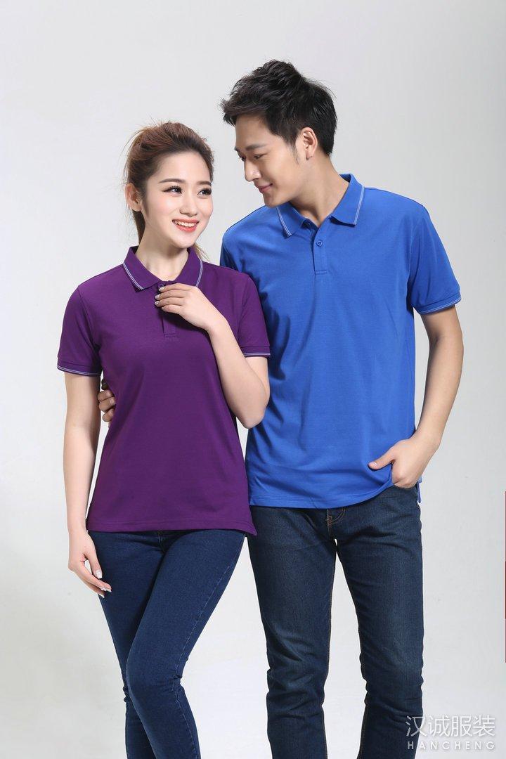竹炭纤维T恤衫款式图