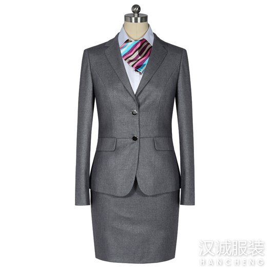 职业OL女士西服套裙款1