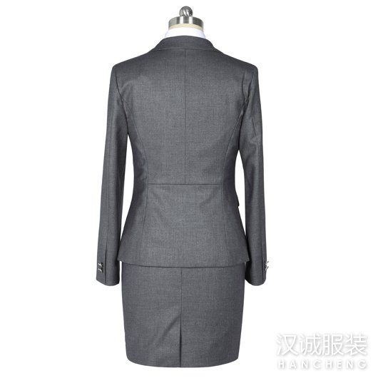 职业OL女士西服套裙款2